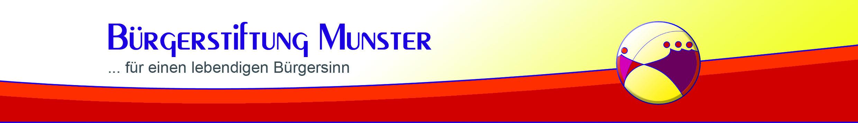 Bürgerstiftung Munster - Logo