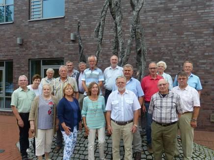 Mitglieder Seniorenbeirat