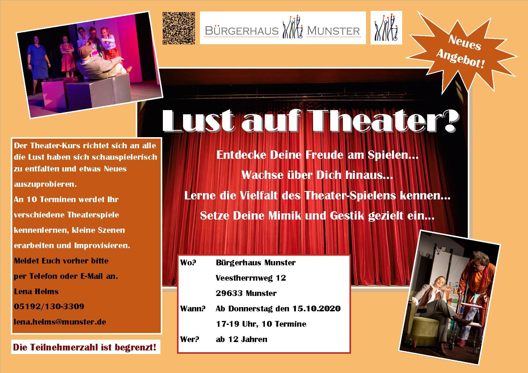 Theater-Kurs