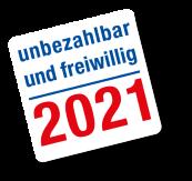 Wettbewerb Ehrenamtspreis 2021 - sehr klein