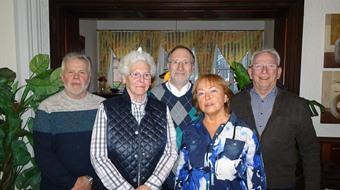 Vorstand des Seniorenbeirates