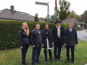 Besuch in Munster am 21.10.2016